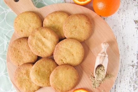 Kardemom koekjes