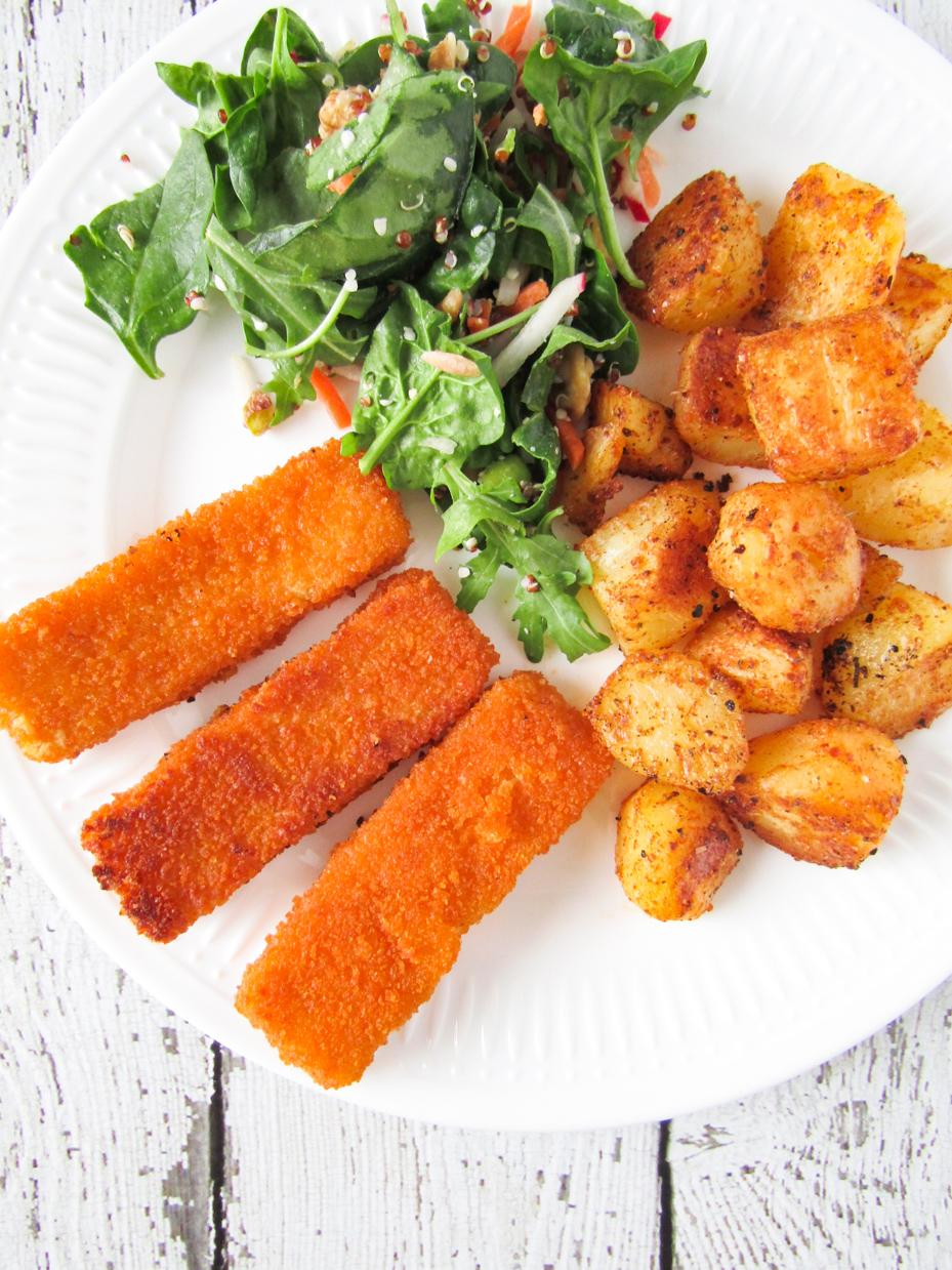 Woezel en Pip vegetarische sticks