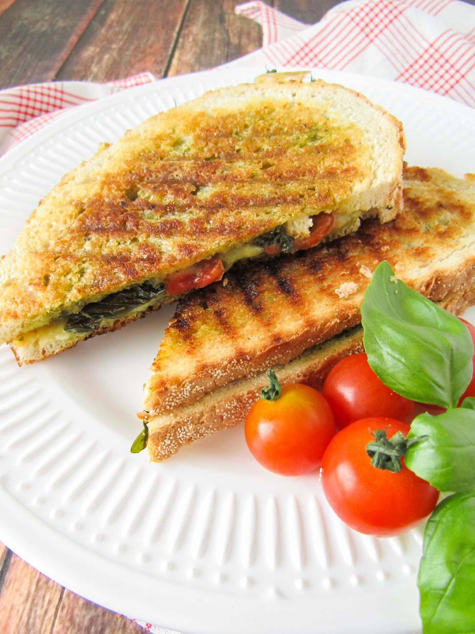 Vegan tosti