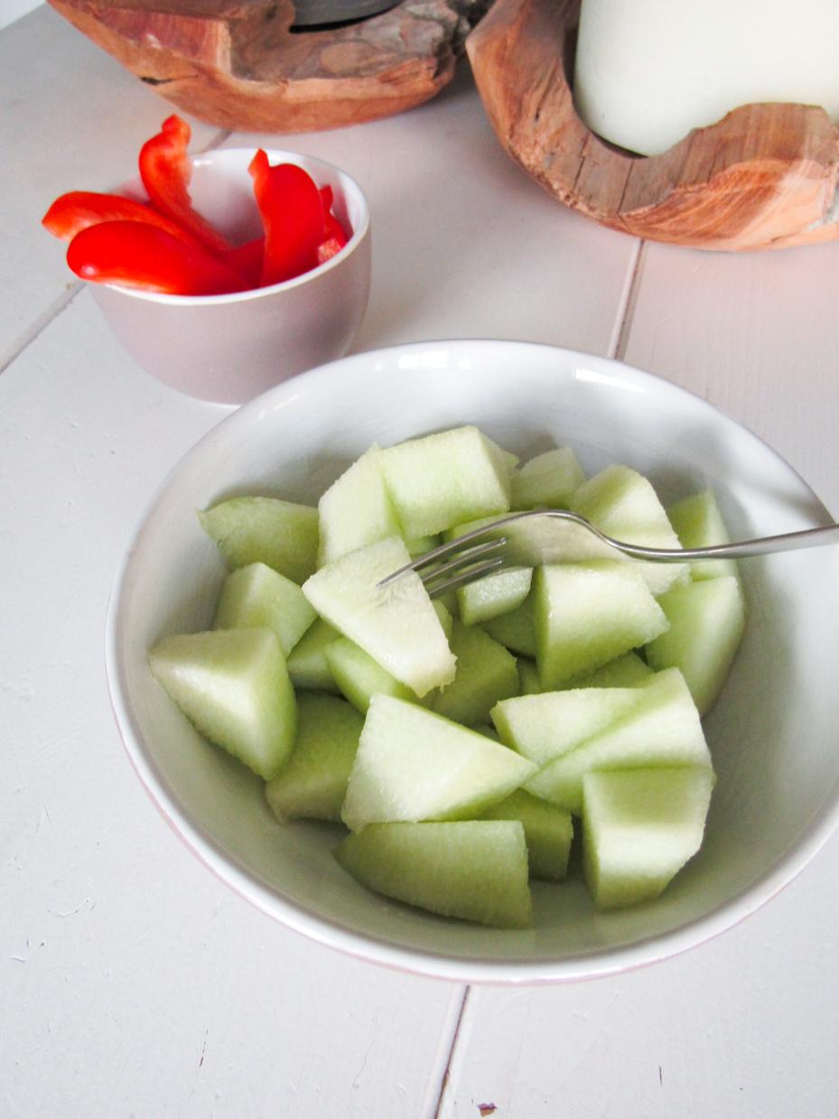 wat ik eet op een dag
