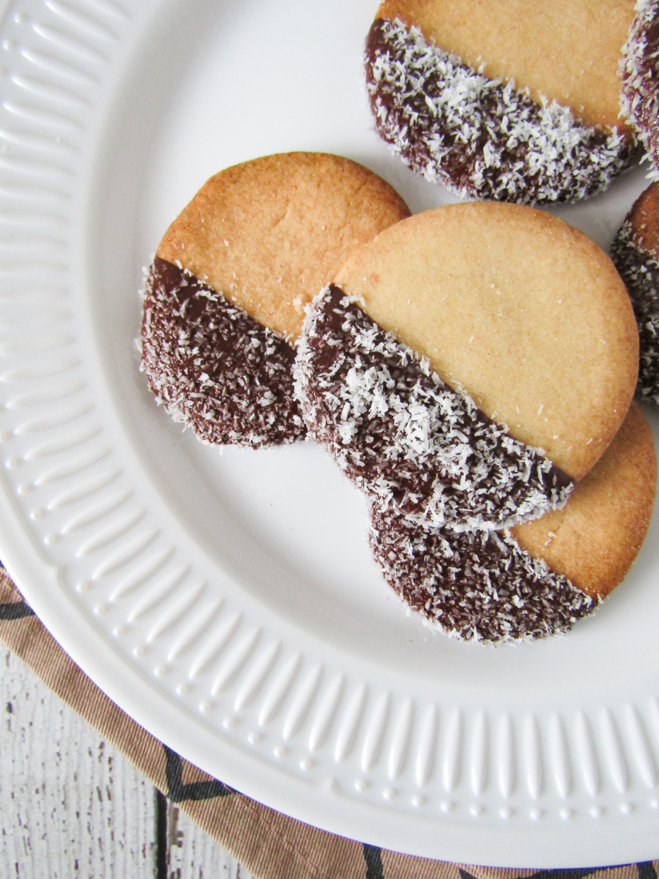 feestelijke vegan koekjes