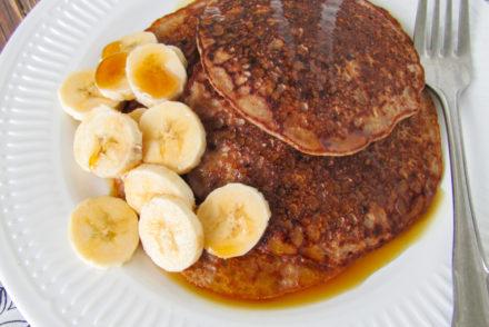 vegan bananenpannenkoekjes