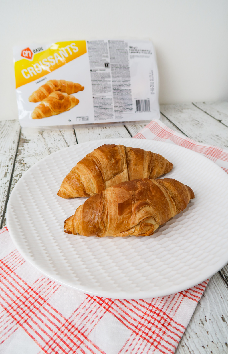 Albert Heijn basic croissants