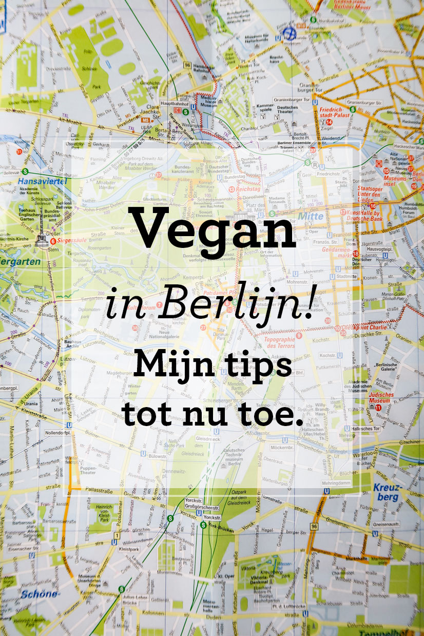 vegan in Berlijn