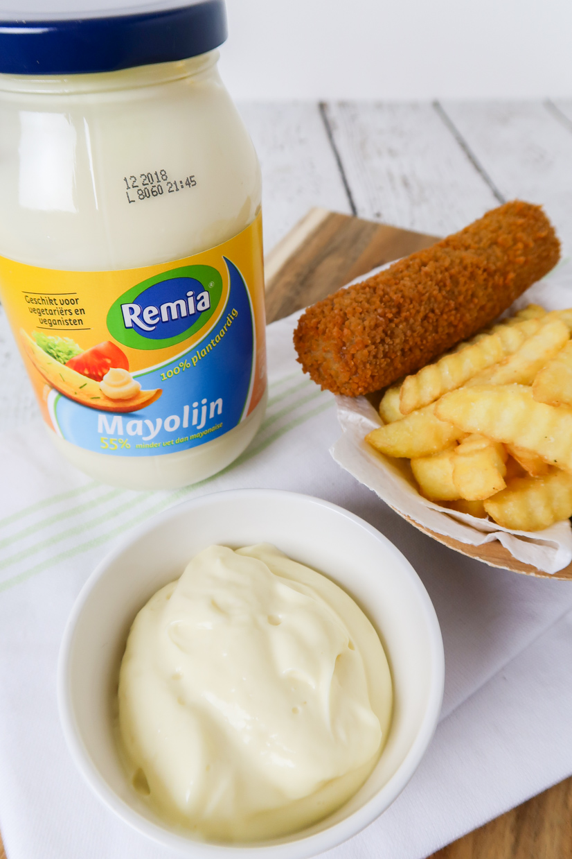 remia vegan mayolijn